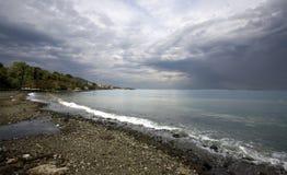 奥尔杜, PerÅŸembe,土耳其 免版税图库摄影