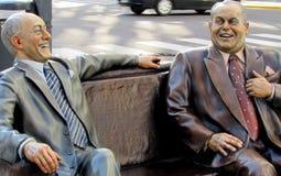 奥尔梅多和Portales 免版税库存图片