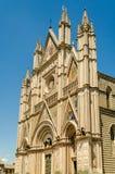 奥尔维耶托大教堂,意大利 图库摄影