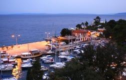 奥帕蒂亚-克罗地亚 免版税库存图片