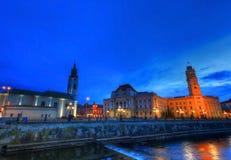 奥拉迪亚,罗马尼亚 免版税库存照片