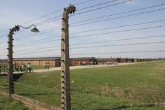 奥斯威辛2 –比克瑙- 11 库存照片