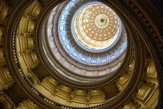 奥斯汀国会大厦得克萨斯 免版税库存照片
