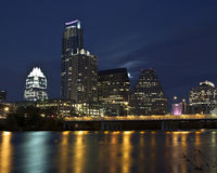 奥斯汀地平线得克萨斯 免版税图库摄影