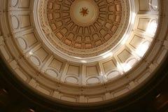 奥斯汀大厦国会大厦街市状态得克萨斯 免版税图库摄影