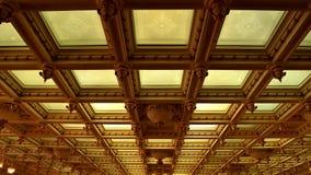 奥斯汀状态国会大厦霍尔 免版税库存照片