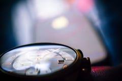 奥斯汀里德手表 免版税库存图片