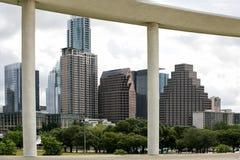 奥斯汀, TX 免版税库存照片
