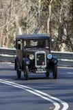 1928年奥斯汀7游览车 免版税库存照片