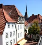 奥斯纳布吕克,德国 免版税库存照片