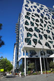 """奥斯陆,挪威†""""2016年8月17日:一栋新的公寓bl的外部 库存图片"""