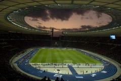 奥林匹亚体育场 免版税库存图片
