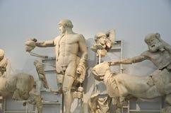 奥林匹亚博物馆 库存图片