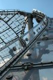 奥林匹亚屋顶 免版税库存照片