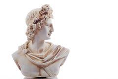 奥林匹亚Apollon  免版税库存照片