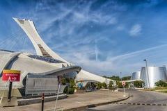 奥林匹克体育场和Planatorium 库存照片