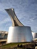 奥林匹克体育场和Planatorium 免版税库存图片
