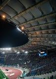奥林匹克体育场在罗马,意大利 库存图片