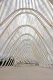 奥林匹克体育场在雅典,希腊 免版税库存照片