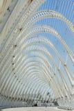奥林匹克体育场的集市,在雅典 库存图片