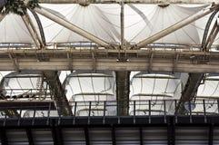 奥林匹克体育场罗马在意大利 库存照片