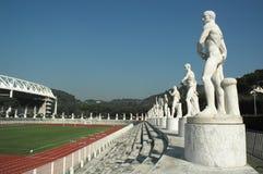 奥林匹克体育场 免版税图库摄影