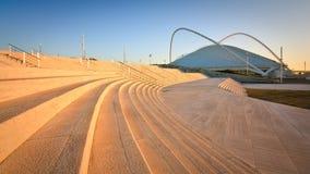 奥林匹克体育复合体,雅典。 免版税库存图片