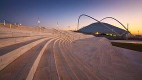 奥林匹克体育复合体,雅典。 库存照片