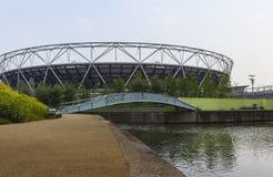 奥林匹克公园和体育场 免版税库存图片