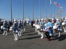 奥林匹克公园在索契 图库摄影