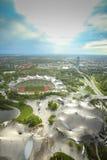 奥林匹克公园慕尼黑 库存照片