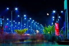 奥林匹克公园,索契Autodrom,俄罗斯- 2014年11月 图库摄影