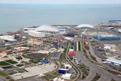奥林匹克公园 免版税图库摄影