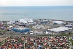 奥林匹克公园 免版税库存图片