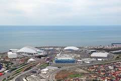 奥林匹克公园 库存照片