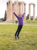奥林匹克宙斯 免版税库存照片