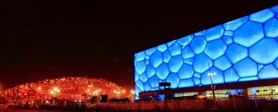 奥林匹克的北京 免版税库存图片