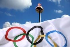 奥林匹克 库存图片