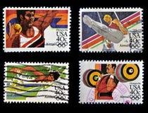 奥林匹克84 库存照片