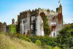 奥法利郡,爱尔兰- 2017年8月23日:比尔城堡在奥法利郡,爱尔兰 免版税库存图片