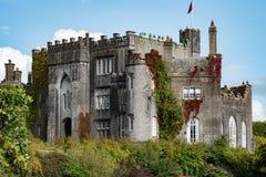 奥法利郡,爱尔兰- 2017年8月23日:比尔城堡在奥法利郡,爱尔兰 库存图片