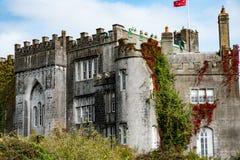 奥法利郡,爱尔兰- 2017年8月23日:比尔城堡在奥法利郡,爱尔兰 免版税库存照片