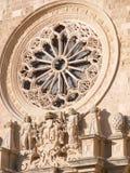 奥特朗托中世纪大教堂  库存照片