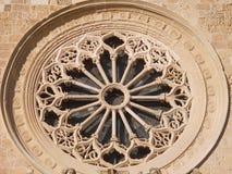 奥特朗托前面大教堂  库存照片