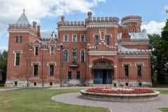 奥登堡宫殿  俄国 2016年 免版税库存图片