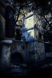 奥秘海盗的城堡 免版税图库摄影