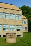 奥胡斯大学,丹麦 免版税图库摄影