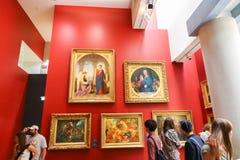 奥赛博物馆巴黎法国- Musee d `奥赛 免版税库存图片