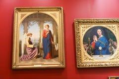 奥赛博物馆巴黎法国- Musee d `奥赛 免版税库存照片