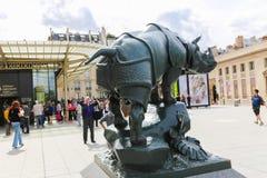 奥赛博物馆巴黎法国- Musee d `奥赛 库存照片
